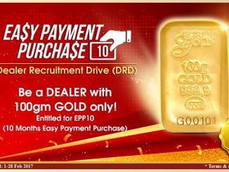 epp10 public gold 100 gram mohdrazani mohd razani dot com