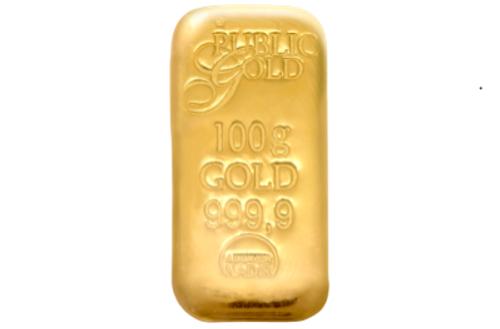 Jom Simpan Emas Public Gold Castbar 100g